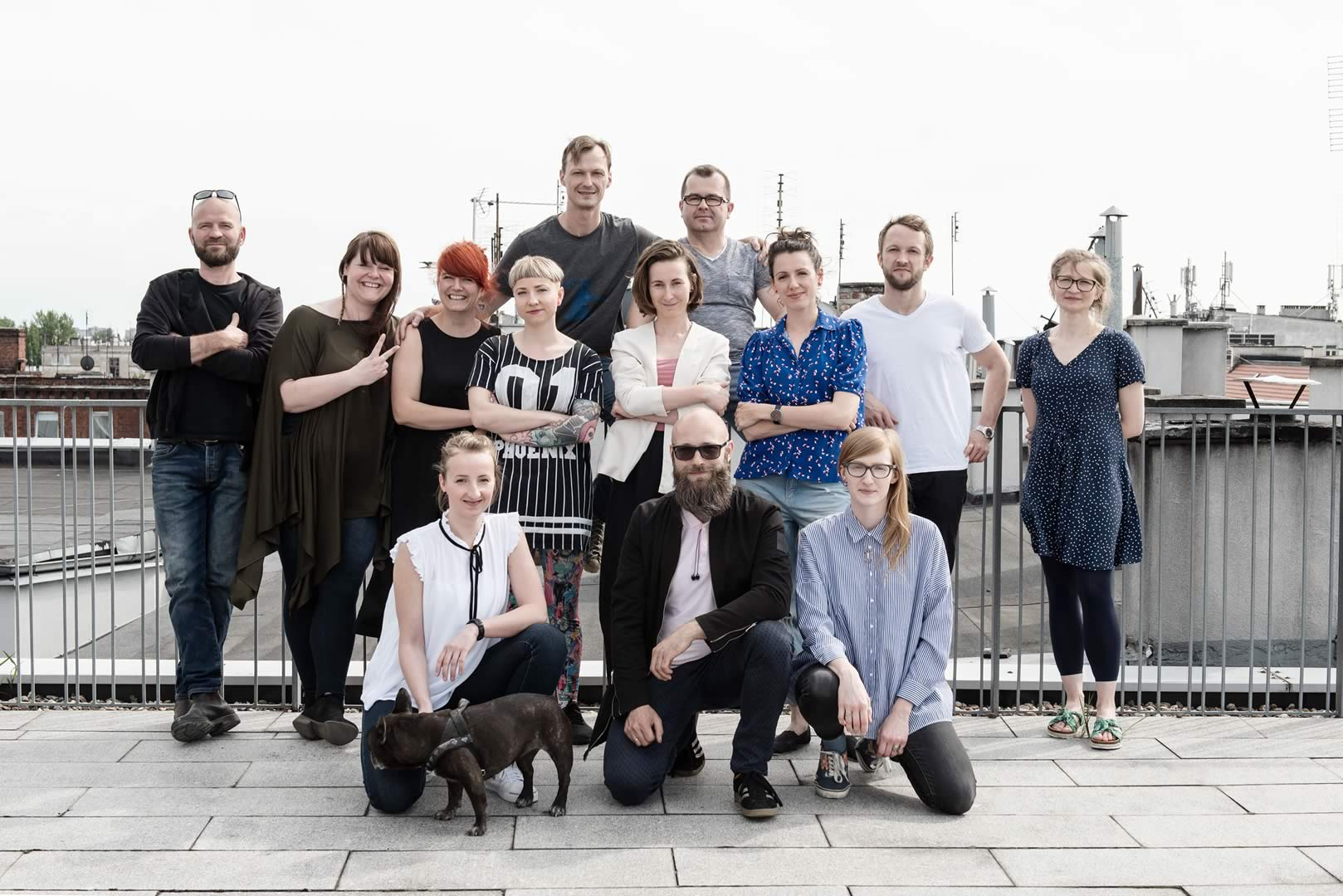 Meet the organising team of the 12th Festival!