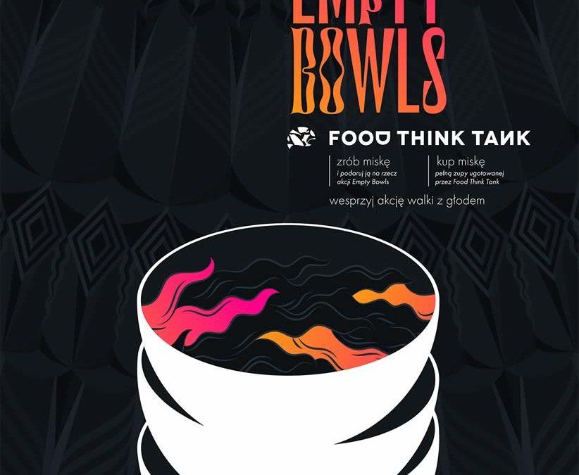 Zapraszamy na kolejną edycję Empty Bowls